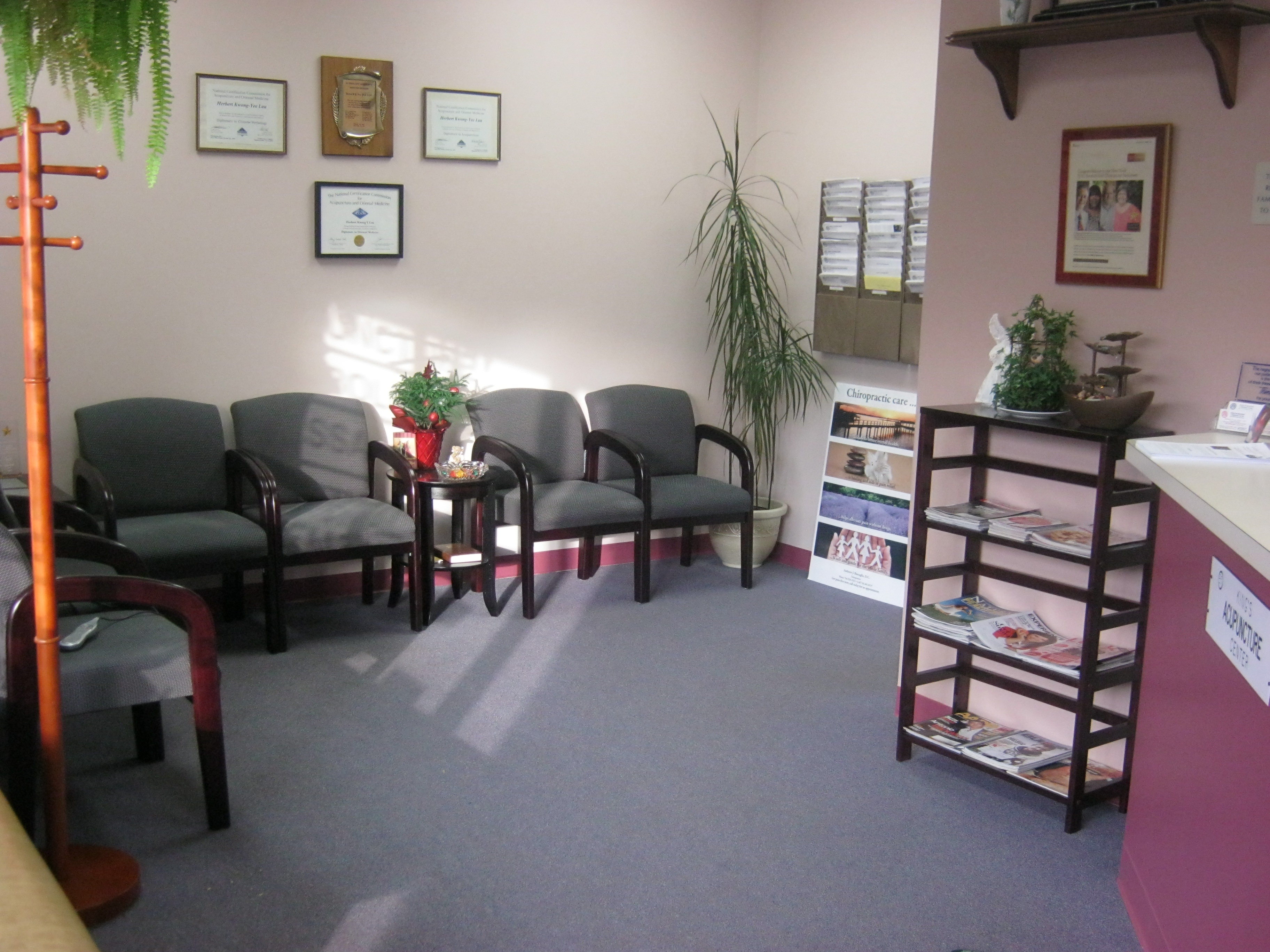 WELCOME TO KING\'S ACUPUNCTURE